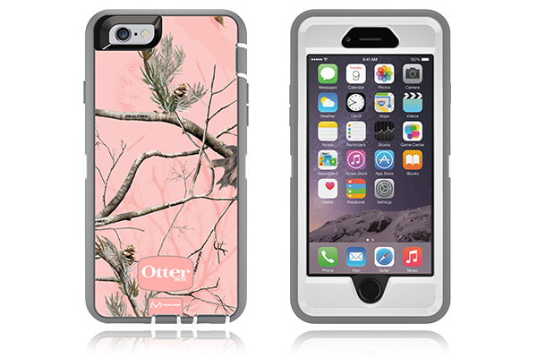 OtterBox Defender iPhone6 MORE THAN A SIMPLE WATCH! STAY CONNECTED TO YOUR  PHONE VIA BLUETOOTH! Stand out by blending in with Realtree camo iPhone 6  case ... 949f0dae039d